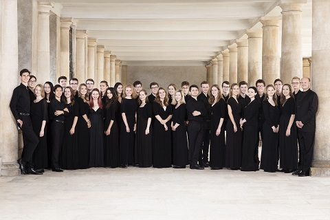 The Choir of Trinity College Cambridge