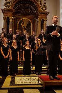 Trinity College Choir Concert