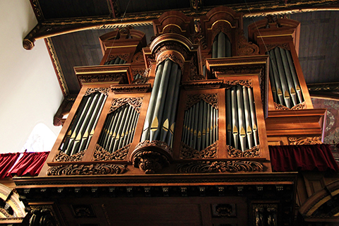 The Metzler Organ
