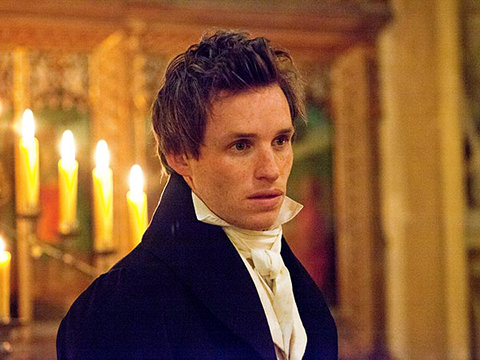 Eddie Redmayne as Marius Pontmercy (Les Misérables)