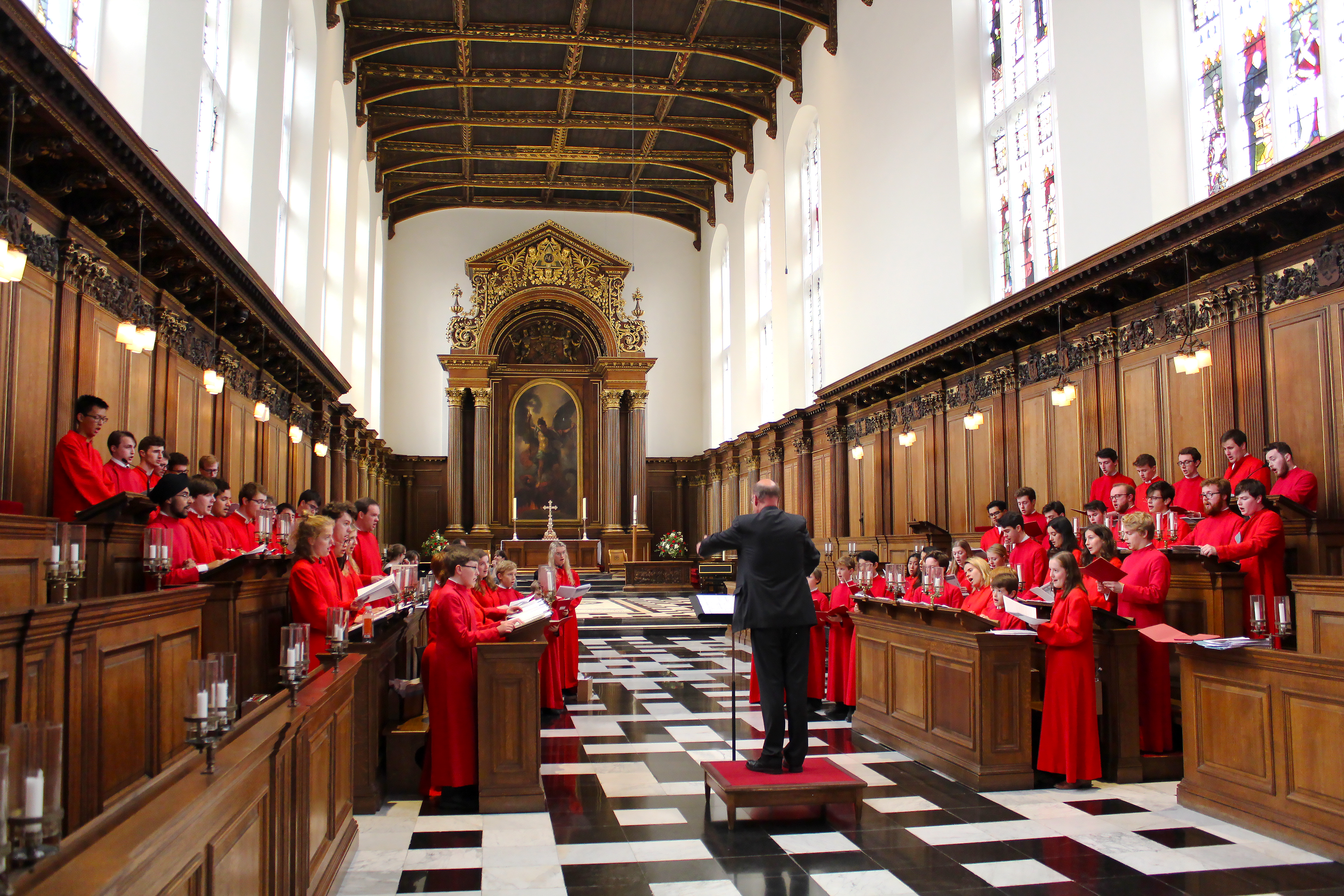 Joint Evensong