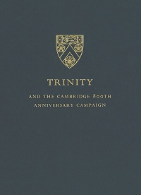 Launch of the Trinity 800th Anniversary Appeal