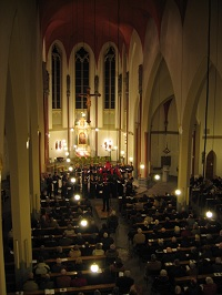 Concert in St Andreas Church Korschenbroich 2008