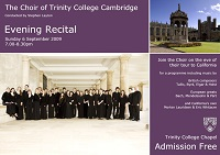 Evening Recital 2009