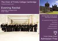 Evening Recital 2010
