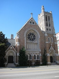 Christ Church Cathedral Nashville 2012