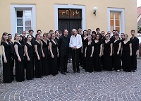 Trinity College Choir with Sir John Tavener 2013