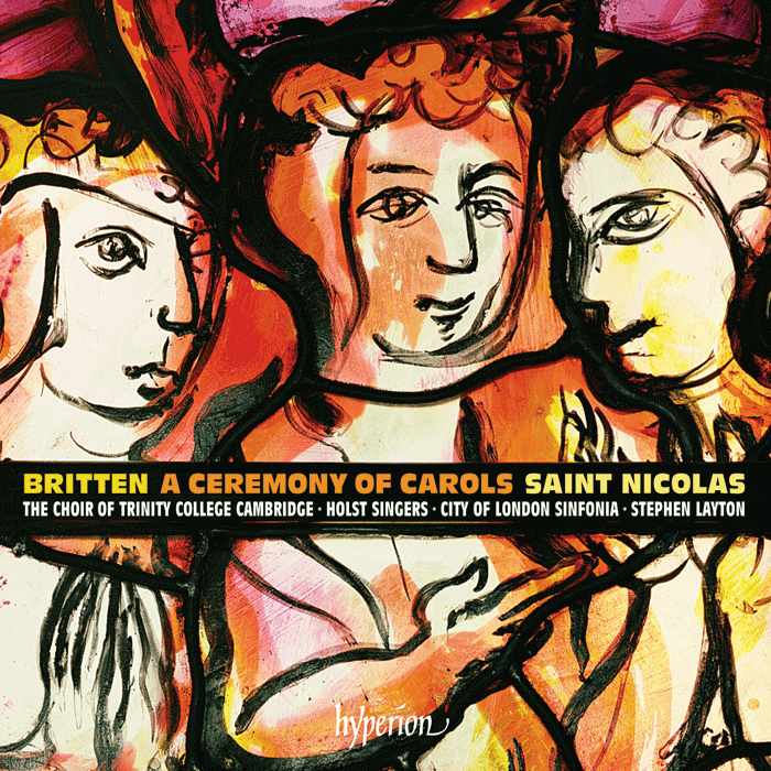 Britten A Ceremony of Carols