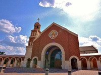St Martha Catholic Church, Porter, TX