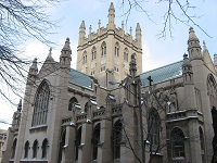 Trinity Episcopal Cathedral, Cleveland, OH