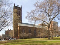 Trinity Episcopal Church, New Haven, CT